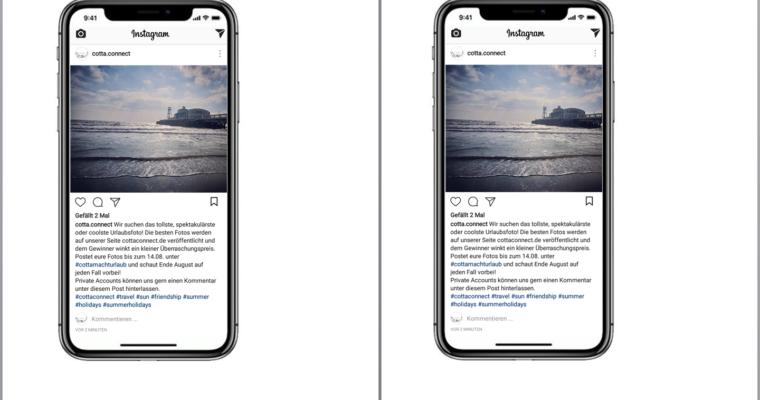 #cottaconnect – Eure Schülerzeitung auf Instagram!
