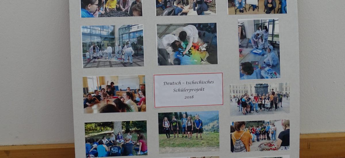 Demokratie selbst gestalten – Ein gemeinsames Projekt tschechischer und deutscher Schüler